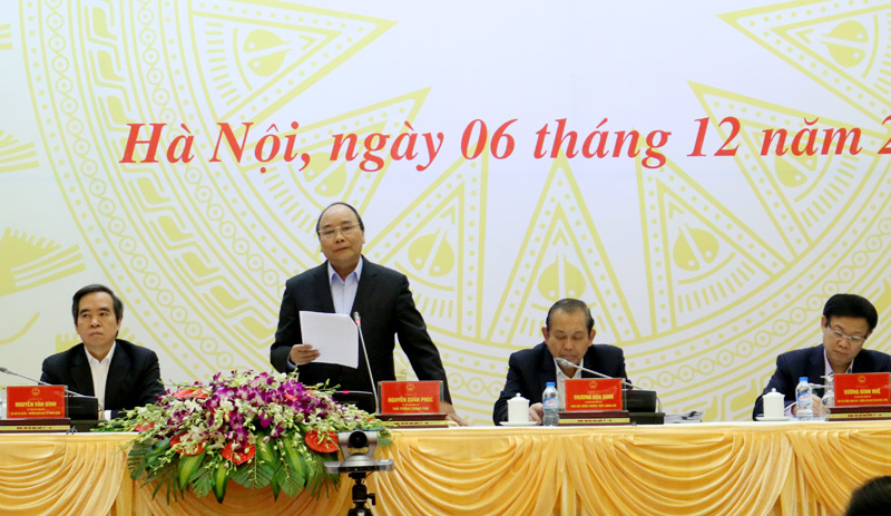 Nguyễn Xuân Phúc, thủ tướng, thủ tướng nguyễn xuân phúc, cổ phần hoá, thoái vốn, doanh nghiệp nhà nước, giải thể doanh nghiệp