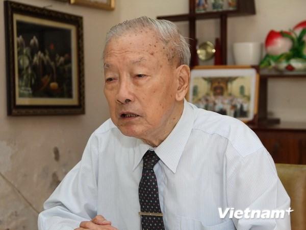 Nguyên Thứ trưởng Ngoại giao Hà Văn Lâu qua đời