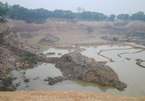 Đất sát sân bay Nội Bài bị múc trộm: Không xã nào nhận