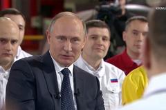 Putin sắp về hưu?