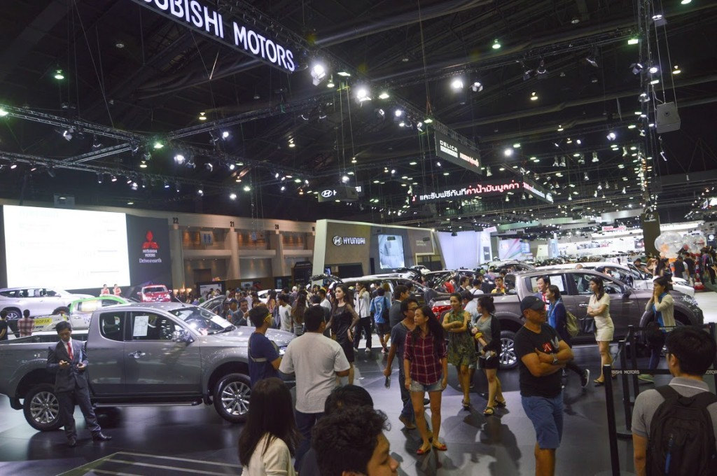 Cách Thái Lan thu về triệu đô từ tổ chức triển lãm