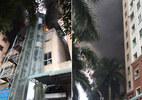 Những hình ảnh ám ảnh dân chung cư Hà Nội