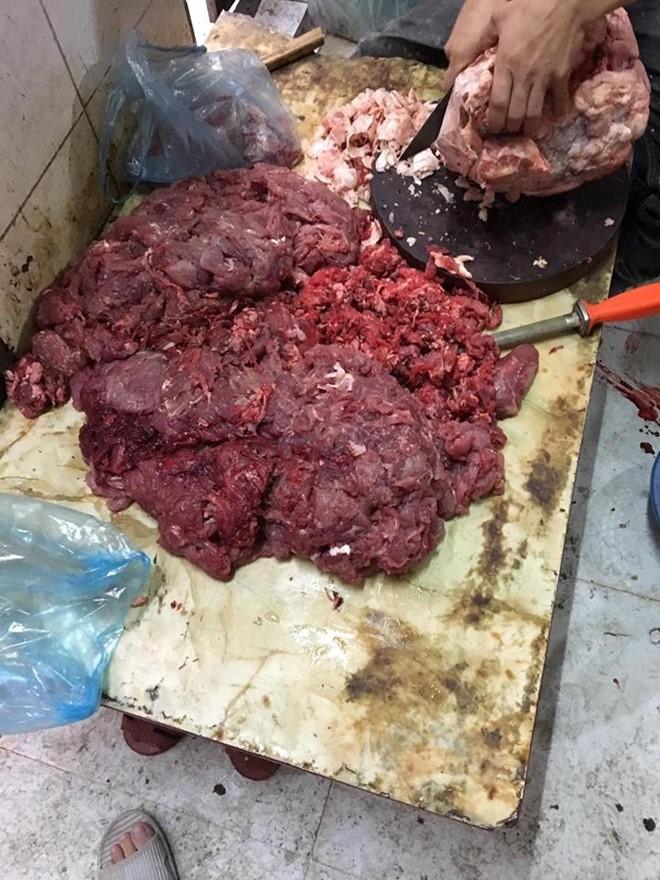 Cách phát hiện 'thịt bò' biến hóa từ lợn sề và tiết trâu