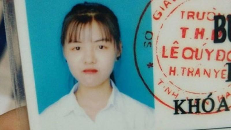 Thông tin bất ngờ vụ nữ sinh mất tích ở Yên Bái
