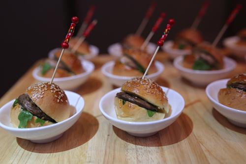 Ra mắt tạp chí ẩm thực Trend Watch
