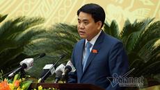 Chủ tịch HN nói lại việc tốn trăm tỷ chưa hút bùn Hồ Tây