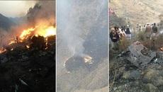 Máy bay 48 người bị rơi, có thể không ai sống sót