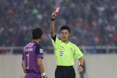 Vì sao Nguyên Mạnh bị thẻ đỏ ở trận Việt Nam vs Indonesia?