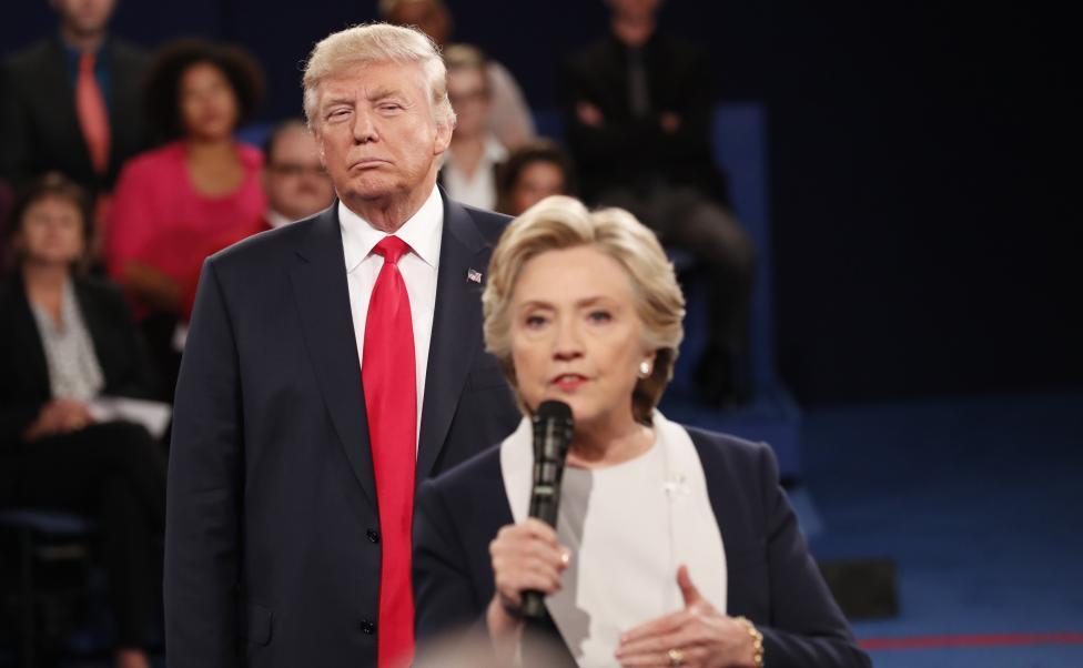 Những khoảnh khắc ấn tượng của Trump năm 2016
