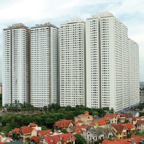 Người thu nhập thấp sắp hết cửa mua nhà?
