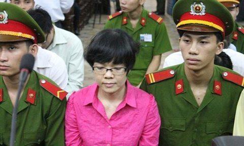 Huỳnh Thị Huyền Như bị truy tố thêm về hành vi chiếm đoạt hơn 1.000 tỉ đồng