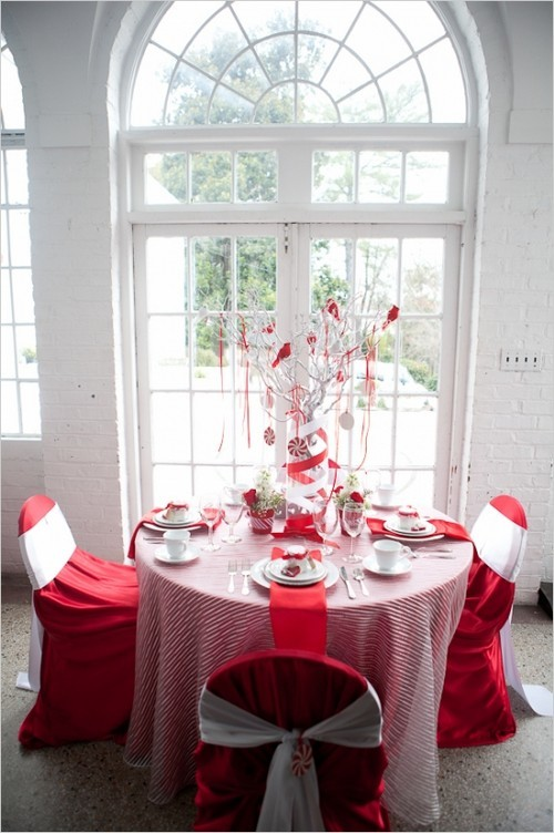 Những kiểu trang trí bàn ăn Giáng sinh khiến trái tim bạn tan chảy