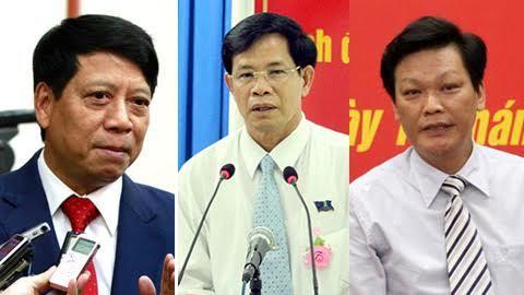 Cảnh cáo 2 nguyên ủy viên TƯ, khiển trách Thứ trưởng Nội vụ