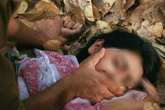 Cô gái bị hãm hiếp, cướp sạch tài sản