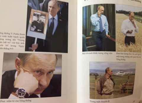 Xuất thân, Putin, gốc gác, dòng họ Putin, gia phả