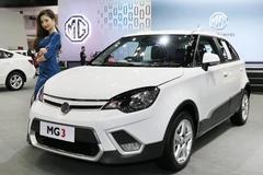 Ô tô Trung Quốc cạnh tranh quyết liệt với xe Nhật bằng giá