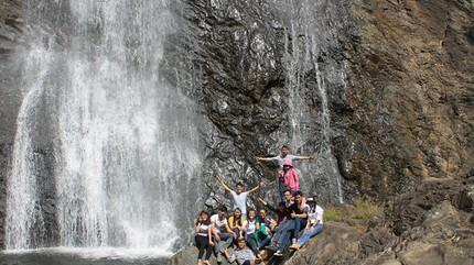 Về Ninh Thuận ngắm thác nước Chapơ cuối tuần
