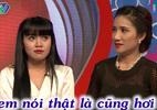 Cô gái xinh đẹp bị đối xử 'phũ' trên sóng truyền hình