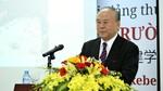 Khởi động chuỗi bài giảng mở tại Trường ĐH Việt Nhật