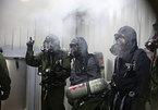 Lính Mỹ 'nếm trải' ác mộng bị tấn công sinh hóa