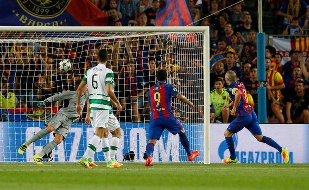 Những bàn thắng đẹp nhất vòng bảng Champions League
