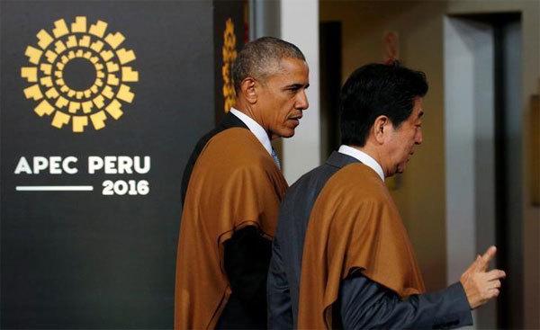 Nhật thông qua TPP