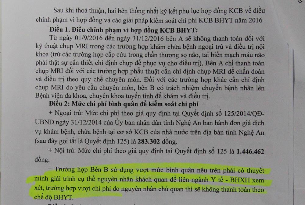 Nghệ An siết chi BHYT, bệnh nhân nghèo mếu máo