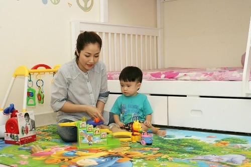 Choáng ngợp trước những căn phòng ngủ 'triệu đô' của nhóc tì nhà sao Việt