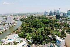 Thảo Cầm Viên Sài Gòn vẫn là công viên bách thảo đa chức năng