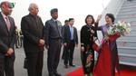 Hình ảnh Chủ tịch QH thăm chính thức Ấn Độ
