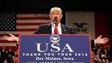 Trump 'xoay' Trung Quốc như chong chóng