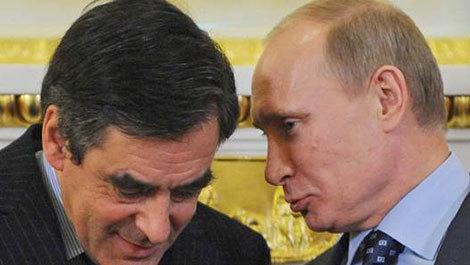 Putin, nước Nga, Quan hệ giữa Nga với phương Tây