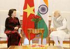 Chủ tịch QH hội kiến Thủ tướng Ấn Độ
