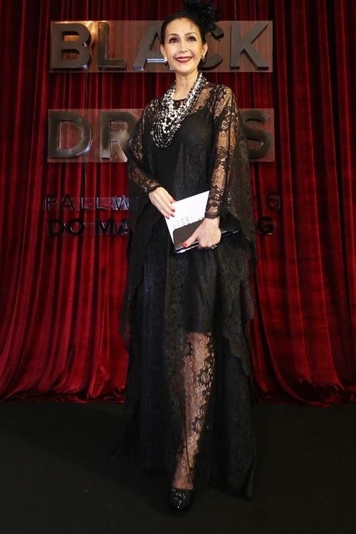 Đỗ Mạnh Cường , The Little Black Dress, THúy Vân, Diễm My, Angela PHương Trinh, Linh Nga