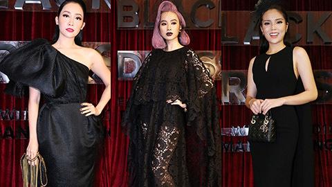Thảm đỏ show thời trang The Little Black Dress - Do Manh Cuong