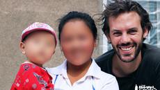 Thầy giáo Úc sang tận TQ giải cứu cô dâu người Việt