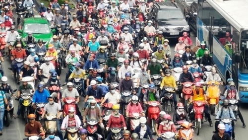 TPHCM, kẹt xe, cửa ngõ Tân Sơn Nhất, Tân Sơn Nhất, đường Cộng Hòa, ùn tắc giao thông