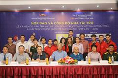 Thế hệ Vàng Taekwondo hội ngộ nhân 20 năm thành lập VTF