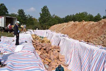 Quảng Bình: Tiêu hủy hơn 606 tấn hải sản nhiễm cadimi