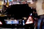 Hà Nội: Truy đuổi xe biển xanh gây tai nạn bỏ chạy