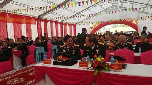 bộ trưởng quốc phòng, ngô xuân lịch, bộ trưởng tt&TT, trương minh tuấn, đoàn 338