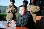 Kim Jong Un chỉ đạo tập trận chống Hàn Quốc