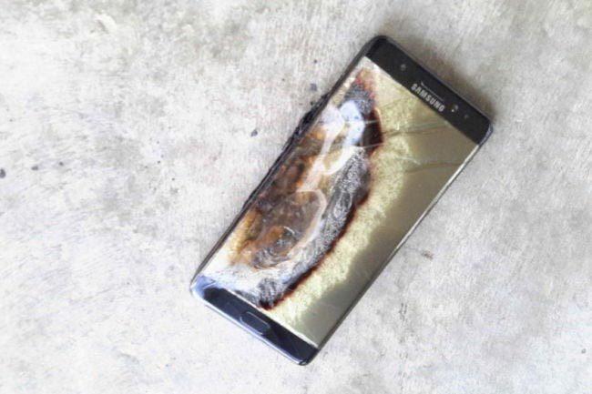 Xác định nguyên nhân khiến Galaxy Note 7 cháy nổ