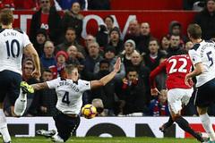 Video bàn thắng MU 1-0 Tottenham