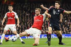 Bốc thăm Cúp C1: Arsenal run rẩy trước Real và Bayern
