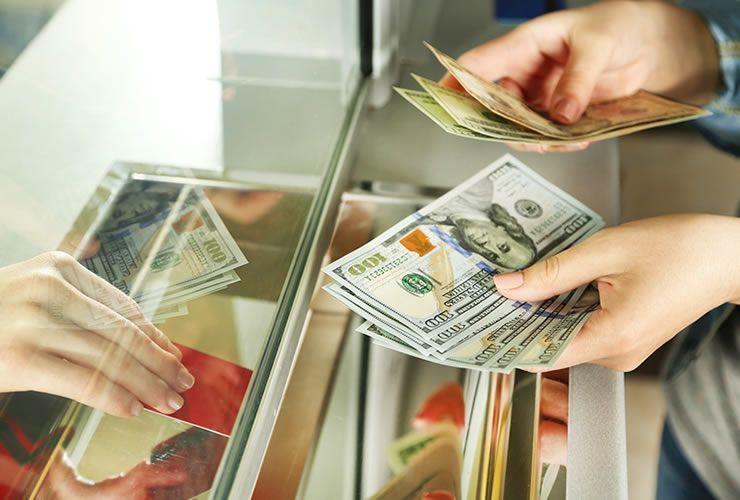 Tỷ giá ngoại tệ ngày 12/12: USD quốc tế tăng giá
