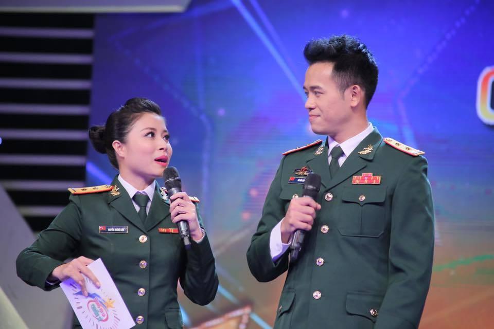 MC VTV, MC Đức Bảo, MC Hoàng Linh, Chúng tôi là chiến sĩ, MC Minh Hà