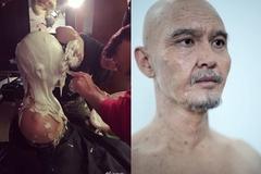 Phim Trung Quốc lừa gạt dùng mặt nạ da người thay diễn viên