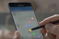 Samsung khóa Galaxy Note7 tại Mỹ từ ngày 19/12