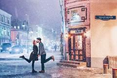 'Trái tim nước Nga' đẹp mơ màng trong những ngày đông
